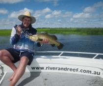 Fishing Kakadu